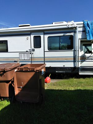 1985 ford holiday rambler RV, cab air is cold, new tires, new battery, new fuel pump. Clear title in hand, asking 2800 obo for Sale in Long Beach, MS