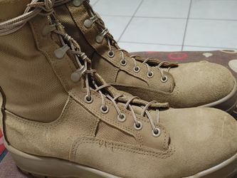 ALTAMA US ARMY MILITARY ISSUE OCP BROWN GORE-TEX COMBAT BOOTS - USA MADE for Sale in McAllen,  TX