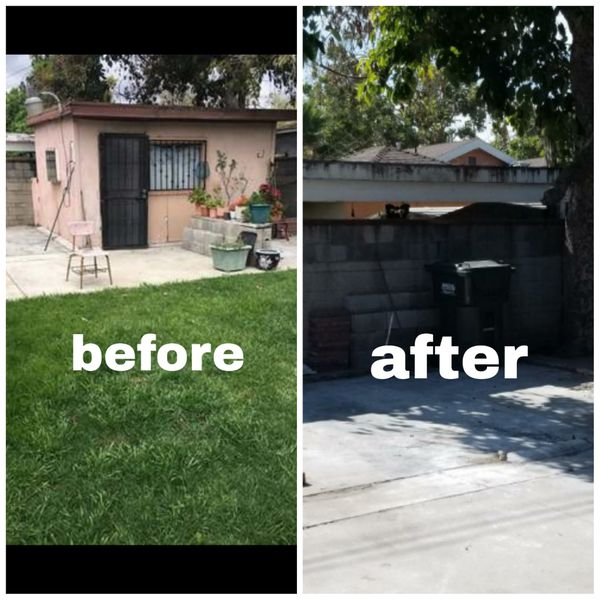 Demolition and junk removal serving Los Angeles and Orange County residential and Commercial