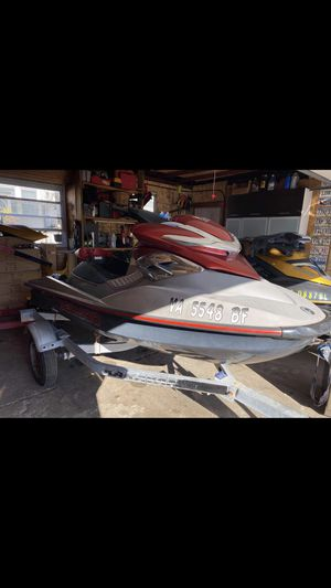 2006 Seadoo Jet Skis (2) with Trailers for Sale in River Grove, IL