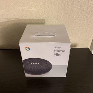 Google home mini black for Sale in San Diego, CA
