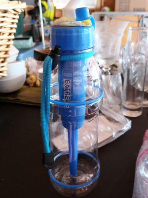 Extreme water filtration bottle for Sale in Saco, ME