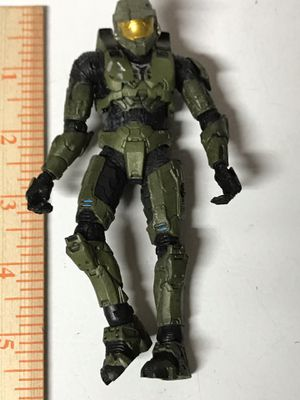 """Master Chief Halo McFarlane 6"""" action figure for Sale in Kenmore, WA"""