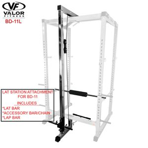 Valor Fitness BD-11L Lat Pull Attachment for BD-11 for Sale in Stafford, TX