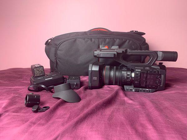 Panasonic UX 180 series 4k - Camcorder