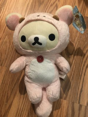 Korilakkuma Plushie for Sale in Milpitas, CA