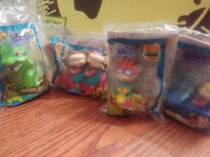 Nickelodeon Rugrats Burger King toys for Sale in Los Angeles, CA
