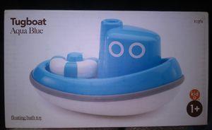 Kid O Floating Tug Boat Bath Toy - Blue for Sale in Seattle, WA