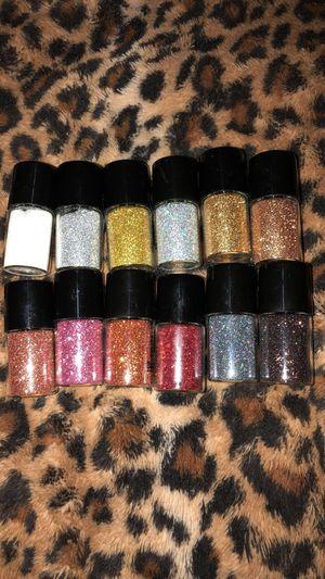 Glitter ✨ pigments for Sale in Sun City, CA