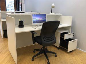Reception Desk / Work Station for Sale in Somerville, MA