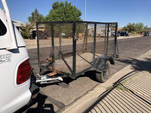 4x8 utility trailer for Sale in Phoenix, AZ