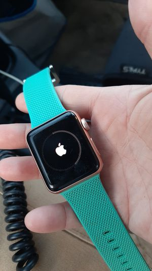 Apple watch 3 series 38mm $200 for Sale in Reading, PA