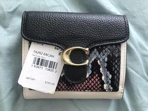 Snake skin Coach wallet for Sale in Buckeye, AZ