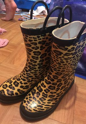 Rain boots for Sale in Cypress, TX