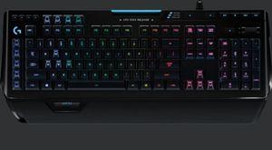 logitech rgb g810 orion spectrum gaming keyboard for Sale in Orlando, FL