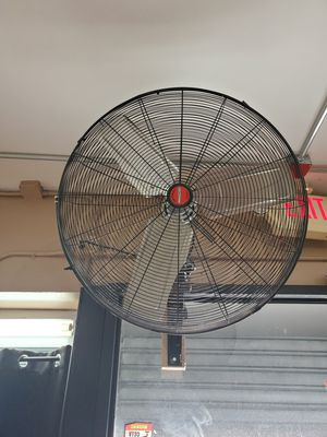 """30"""" wall mounted rotation FAN Condition: used $140 (cash only please) nothing less serious buyers only for Sale in Brooklyn, NY"""