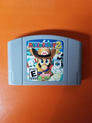 Mario Party 2 for Nintendo 64 for Sale in Brooklyn, NY