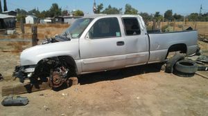 2006 Chevy truck extended cab parting out for Sale in Fresno, CA