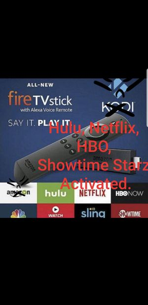 The real way to watch live TV, shows and movies. No monthly Bill's. HMU FOR details. for Sale in Oakland Park, FL