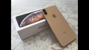256GB iPhone UNLOCKED XS MAX GOLD (paid off) for Sale in Huntsville, AL