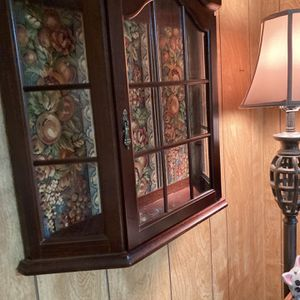 Antique Display Cabinet for Sale in Florence, AZ