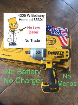 $135 No Menos ($135 No Lower) No Battery No charger for Sale in Glendale, AZ