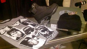ACG boots,NWA shirt,Timberlands for Sale in Baltimore, MD