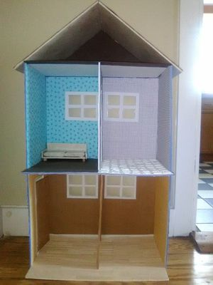 Homemade doll house for Sale in Cumberland, RI