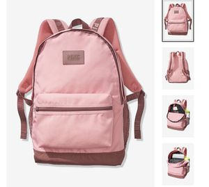 Victoria's Secret rose pink Backpack for Sale in Chicago, IL