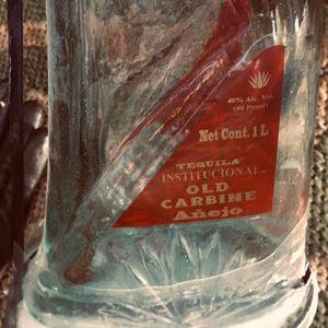 Shotgun tequila bottle for Sale in Antioch, CA