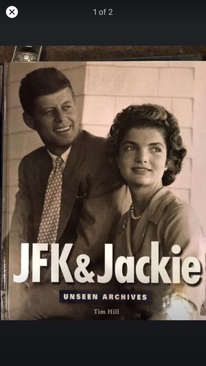 JFK & Jackie Unseen Archives Book for Sale in Muncy, PA