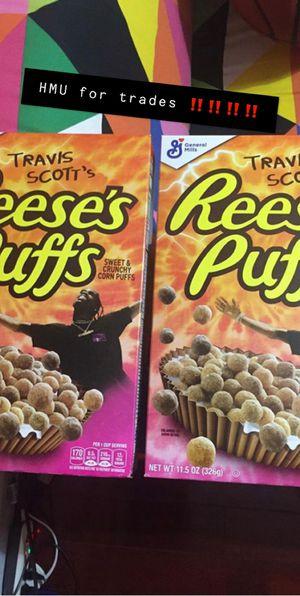 Travis Scott Reese's puff *trades* for Sale in Miami, FL