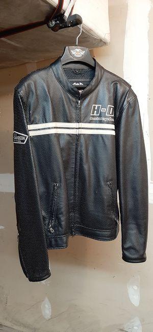 Harley davidson leather jacket for Sale in Gladstone, OR