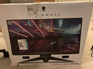 Alienware Gaming monitor for Sale in Mission Viejo, CA