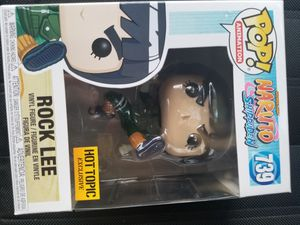 Rock Lee Funko Pop for Sale in Imperial Beach, CA