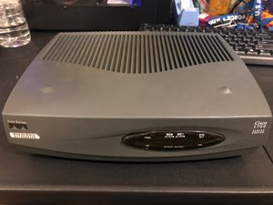 Cisco 1700s Router for Sale in Nitro, WV