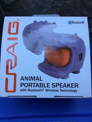 Craig Animal Portable/Bluetooth Speaker for Sale in Los Angeles, CA