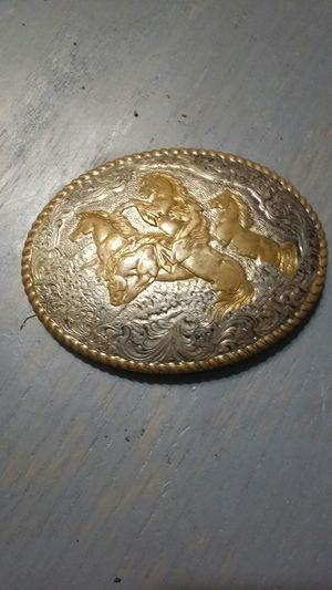 Horse Beltbuckle for Sale in Tulsa, OK