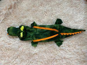 small dog/pet alligator costume for Sale in San Antonio, TX