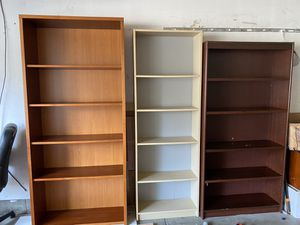 Bookshelves for Sale in Tracy, CA