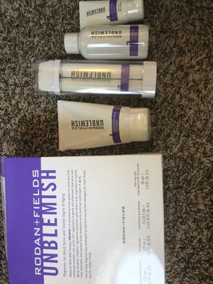 Rodan fields acne treatment for Sale in Tacoma, WA
