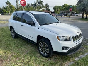 2017 Jeep Compass for Sale in Hialeah, FL