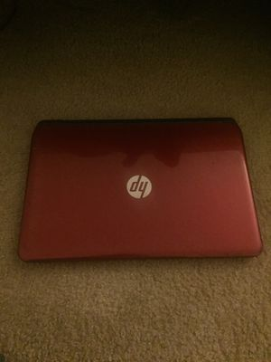 Red HP Laptop for Sale in Arlington, TX