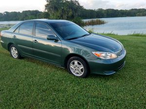 Toyota Camry for Sale in Auburndale, FL