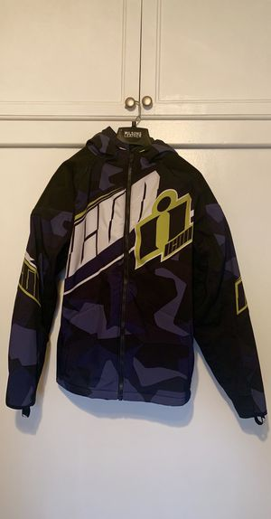 Icon motorcycle jacket size xl for Sale in Los Angeles, CA