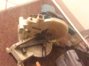 10 inch Mikita miter saw for Sale in Wichita, KS