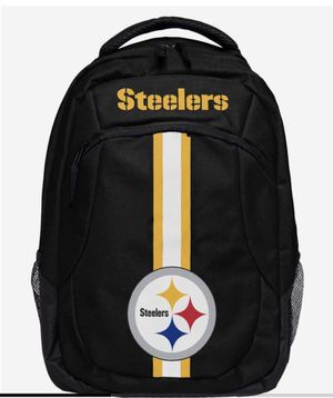 NFL Pittsburgh Steelers Action Backpack for Sale in Los Angeles, CA
