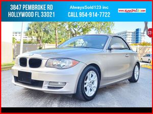 2009 BMW 1 Series for Sale in Hollywood, FL
