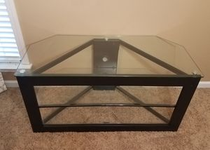Glass TV Stand for Sale in Smyrna, TN