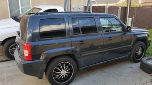 jeep patriot 2008 .,, 168 millas 4x4 en buenas condiciones todo le trabaja muy bien for Sale in Tracy, CA